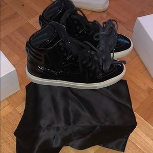 YSL Malibu High sneakers Size 44/US 11 8.5/10